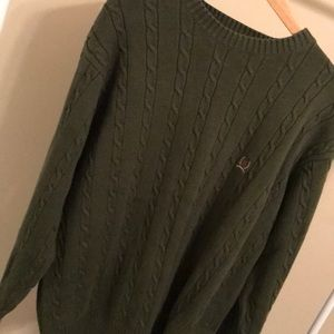 Tommy Hilfiger Cable Knit Sweater - Size Large
